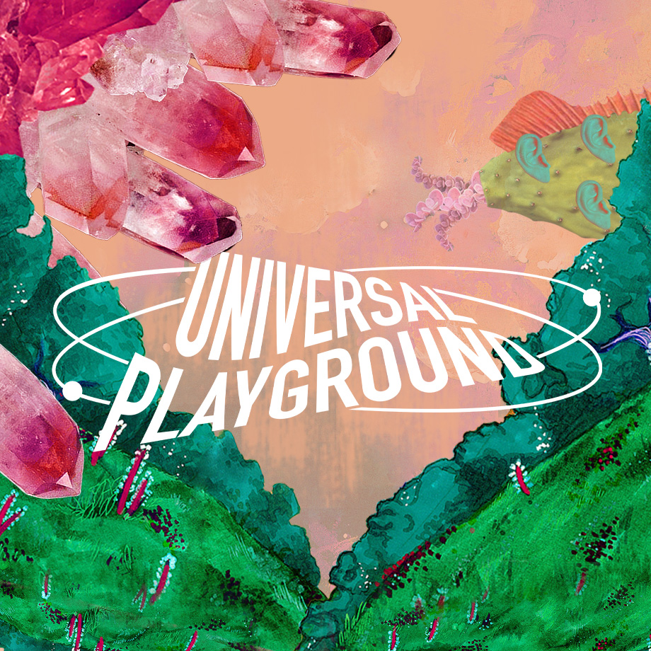 Universal Playground UTOPIA by Ooh Lauri
